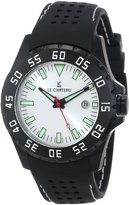 Le Château Men's 7075mgun_sil Dynamo Watch