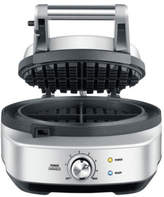 Breville NEW BWM520BSS the No Mess Waffle Maker: Stainless Steel