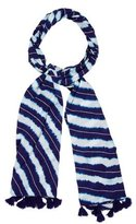 Tory Burch Tie Dye Printed Scarf
