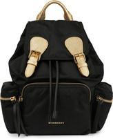 Burberry Medium nylon backpack