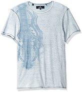 Buffalo David Bitton Men's Kimat Short Sleeve Fashion Knit Shirt