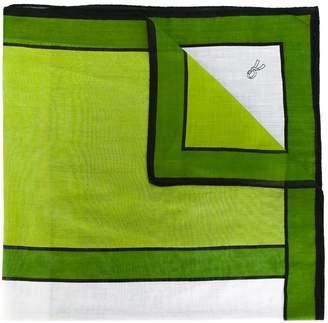 Roberta Di Camerino Pre-Owned square print scarf