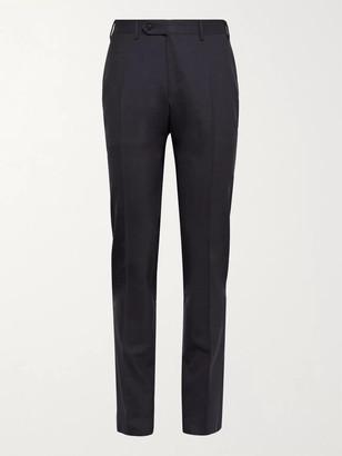 Canali Slim-Fit Stretch-Wool Trousers