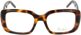 Pomellato Eyewear Square Frame Glasses