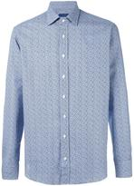 Etro patterned shirt - men - Cotton - 39