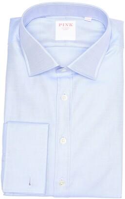 Thomas Pink Royal Oxford Solid Classic Fit Dress Shirt