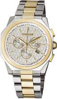 Roberto Cavalli Men's Silver Watch