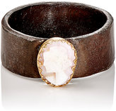 Julie Wolfe Women's Cameo Cigar Band