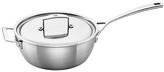 Zwilling J.A. Henckels Aurora 3.5-Qt. Stainless Steel Conic Sauté Pan