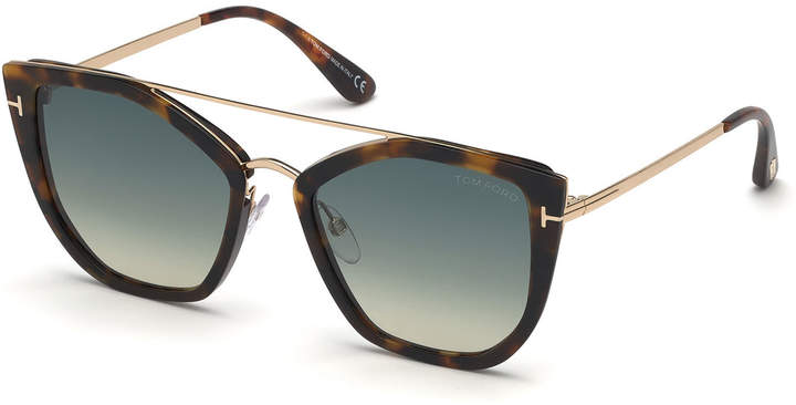 071503124fca5 Tom Ford Havana Sunglasses - ShopStyle Canada