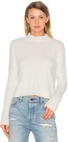 Line Eva Mock Neck Sweater