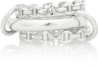 Spinelli Kilcollin x Hoorsenbuhs Microdame sterling-silver ring