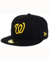 New Era Washington Nationals Rivalry 59FIFTY Cap