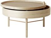 Menu Turning Table - White Oak