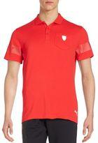 Puma Scuderia Ferrari Polo Shirt