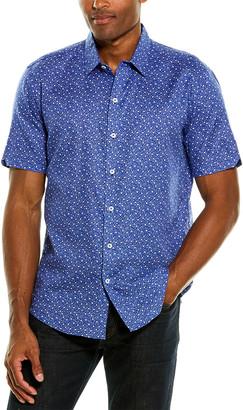 Zachary Prell Ehlinger Woven Shirt