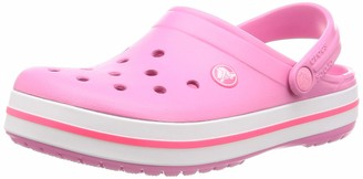 Crocs Unisex Crocband Clog | Slip on Casual Water Shoes