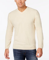Weatherproof Vintage Men's V-Neck Sweater, Classic Fit