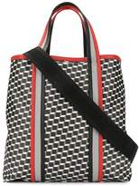 Pierre Hardy graphic print tote bag