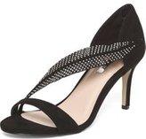 Dorothy Perkins Womens **Showcase Black 'Secile' Sandals- Black