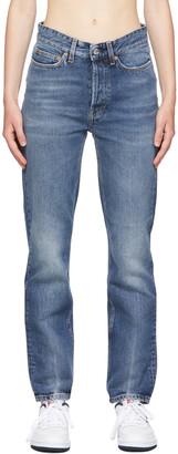Won Hundred Blue Billy Jeans