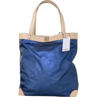 MCM Metallic Leather Handbags