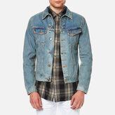 Nudie Jeans Billy Trucker Jacket Worn Clean