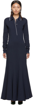 Y/Project Navy Polo Dress