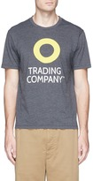 Pop Trading Company Logo print T-shirt