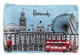 Harrods Bold LondonTravel Pouch