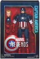 Hasbro Marvel Legends Series 12-in. Captain America Figure by