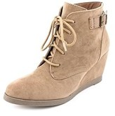 Madden-Girl Women's Dailey Wedge Ankle Boots.