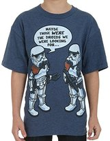 Star Wars Men's Droid Whoops T-Shirt