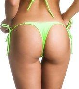 THE MESH KING Coqueta Swimwear Sexy Brazilian Teeny Mini Bikini Thong Swimsuit Bottom