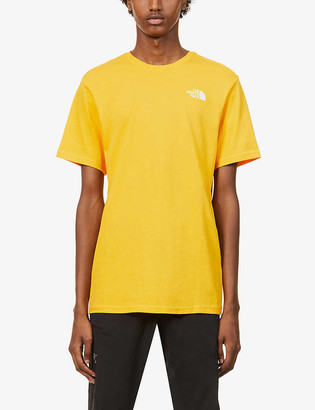 The North Face Branded graphic-print cotton-jersey T-shirt