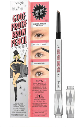 Benefit Cosmetics Goof Proof Easy Shape & Fill Brow Pencil Mini 0.17G 4