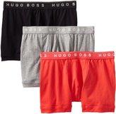 HUGO BOSS Men's Cotton 3 Pack Boxer Brief