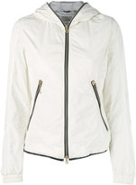 Duvetica fitted lightweight jacket - women - Cotton/Feather Down/Polyamide/Feather - 44