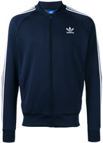 adidas track jacket - men - Cotton/Polyester - L