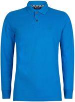 Aquascutum Hilton Long Sleeve Polo