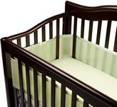 BreathableBaby Breathable Mesh Crib Liner, Fits All Cribs, (Discontinued by Manufacturer)