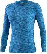 Lanbaosi Women's Athletic Compression Shirt Long Sleeve Basic T Shirt Tee