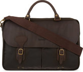 Barbour Classic Wax Leather Briefcase