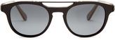 Brioni Aviator acetate sunglasses
