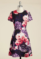 Eliza J /G-lll Apparel Group Wine Tasting Tour Floral Dress
