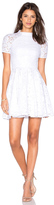 Lover Oasis Fit and Flare Mini Dress