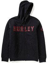 Hurley Full-Zip Fleece Hoodie