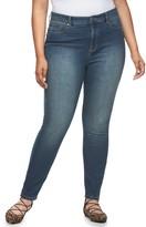 JLO by Jennifer Lopez Plus Size High-Rise Skinny Jeans