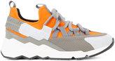 Pierre Hardy lace-up sneakers - men - Nylon/rubber - 40