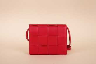 Bottega Veneta Nappa Mini Cassette Crossbody